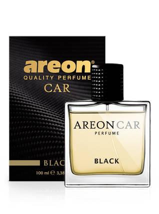 Areon Car Perfume Black 100мл (PCP01), фото 2