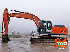 Гусеничный экскаватор Hitachi ZX250 LC-3 (2007 г), фото 2