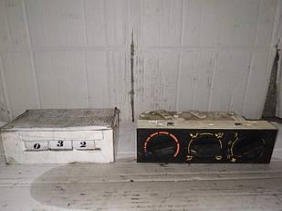 №32 Б/у блок управления печкой/климатконтролем для Renault 21 1986-1994
