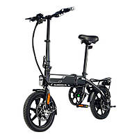"Электровелосипед NAKXUS 14F004, колеса 14"", складной, моторколесо 250W, аккумулятор 36V 6Ah (216Wh) (ID:23617)"