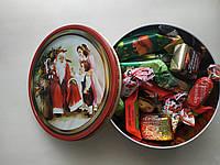 Новогодние наборы шоколадных конфет в шкатулке 500 гр Рот Фронт, Красный Октябрь, Бабаевские