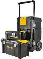 """Набор ящиков """"Essential TB"""" - бонус комплект Stanley STST1-81065"""