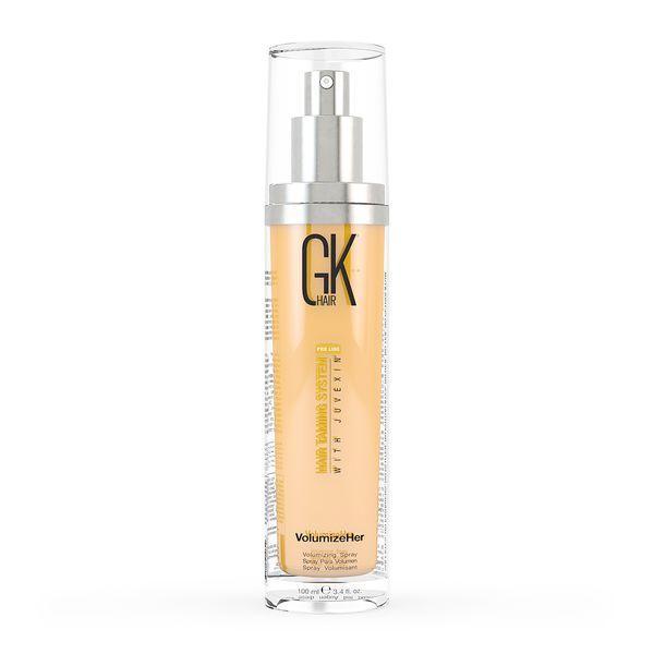 Спрей для волос с эффектом прикорневого объема GKhair (Global Keratin) VolumizeHer, 100 мл
