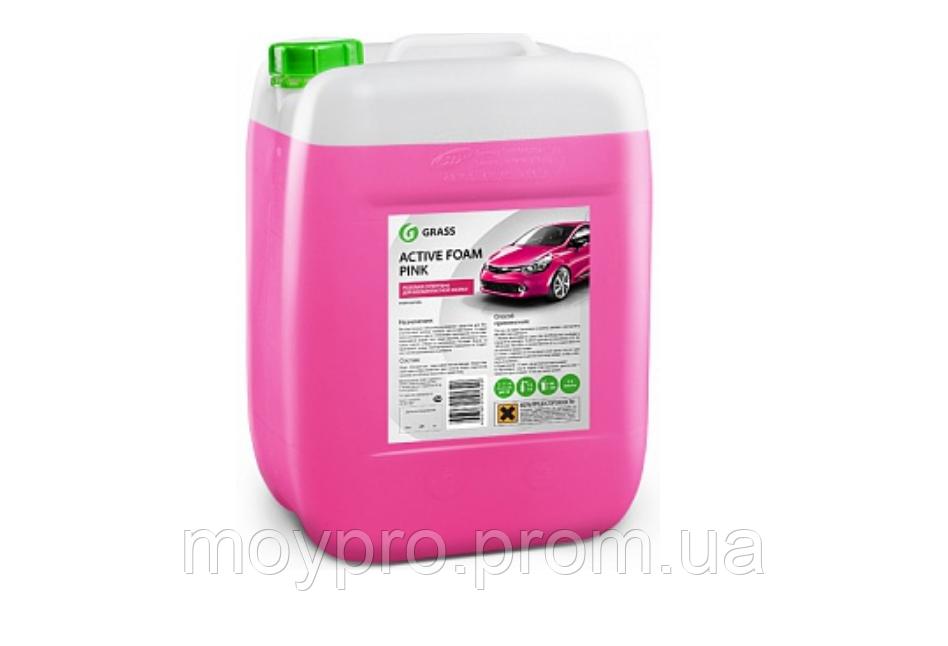 "Активная пена ""Active Foam Pink"" Розовая пена"