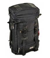 Рюкзак-трансформер Witzman 502-черный, фото 1