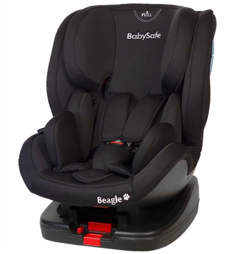 Детское автокресло BabySafe BEAGLE 0-25 кг.