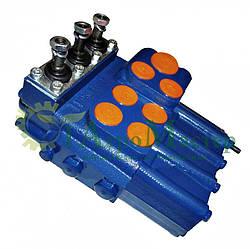Гидрораспределитель Р80-3/3-444 ПЭА-1.0, ПЭА-1А, ПЭ-Ф-1А, ПЭ-0.8Б