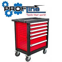 Тележка для инструмента подкатная Profline 97505