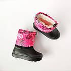 Зимние не промокаемые  сноубутсы -  дутики из пены ЭВА, на меху, р. 26, 27. Легкие и теплые, фото 8