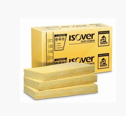 Фасадна мінеральна вата ISOVER штукатурний фасад Ізовер фасад