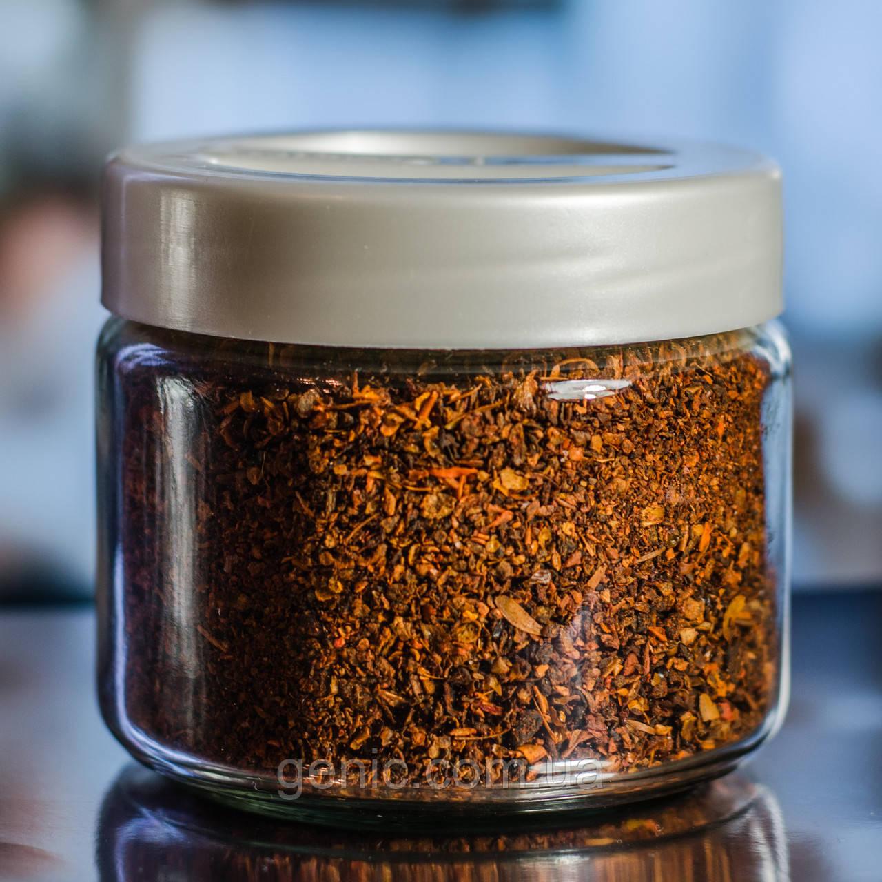 Томат резаный 100 грамм (баночка с ложкой)