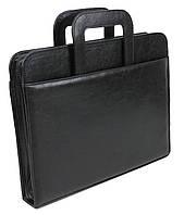 Папка, портфель с двумя ручками из кожзаменителя Exclusive