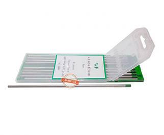 Вольфрамовий електрод WP 4.0 мм, 1 шт.