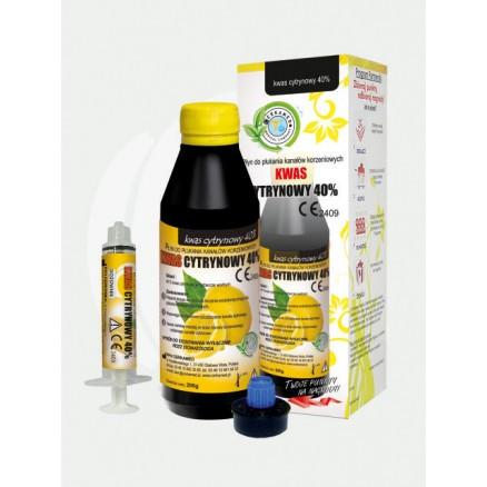 CITRIC ACID Лимонная кислота 40%, Cerkamed, Польша