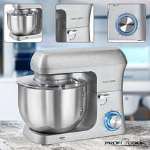 Кухонний комбайн - тістоміс Profi Cook PC-KM 1188, фото 2