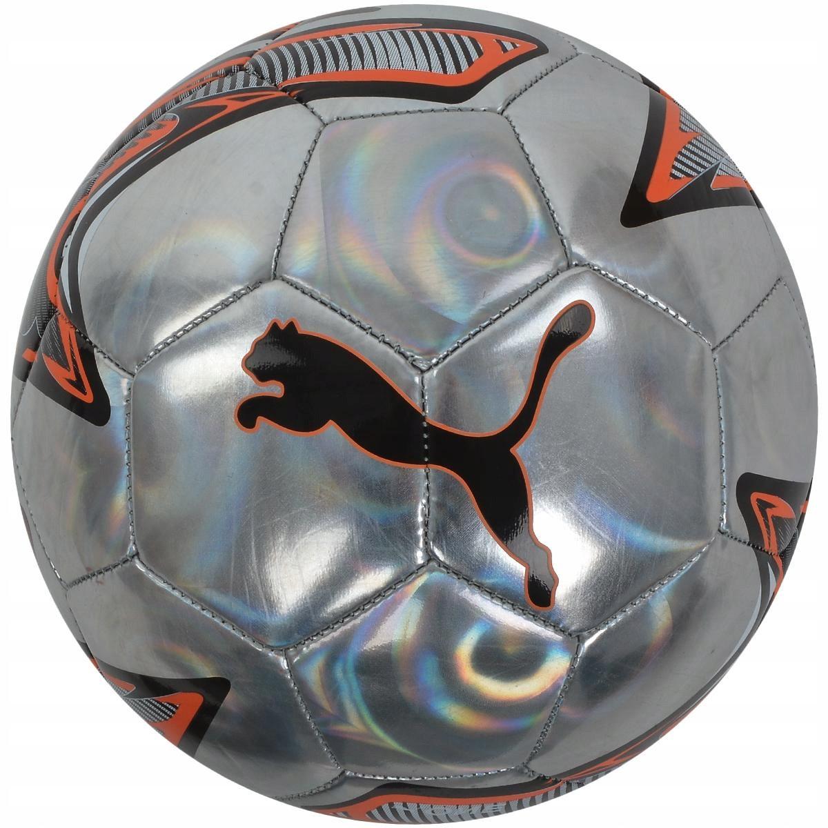 Футбольный мяч №5 PUMA ONE LASER 082976-01