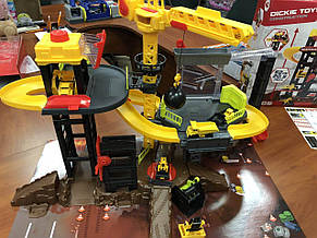 Игровой набор Строительная площадка с краном Dickie 3729010, фото 3