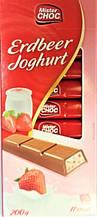 Шоколад в стиках Mister Choc Erdbeer Joghurt 200 g