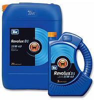 Масло моторное минеральное ТНК Revolux D1 15/40 4л
