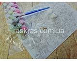 RA-GXT5546 Раскраска по номерам на дереве Роскошный букет 40*50  НОВИНКА, фото 3