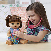Интерактивная кукла Беби Элайв Малышка у врача Сладкие слезы Baby Alive Sweet Tears