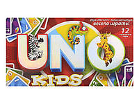 Детская карточная игра Уно Kids, фото 1