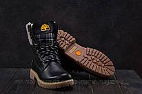 Ботинки женские Best Vak БЖ 35 -01 черные (натуральная кожа, зима)