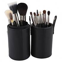 Профессиональный набор кистей MAC в 12 штук тубусе Mac Cosmetics  кисти  кисточки реплика, фото 2