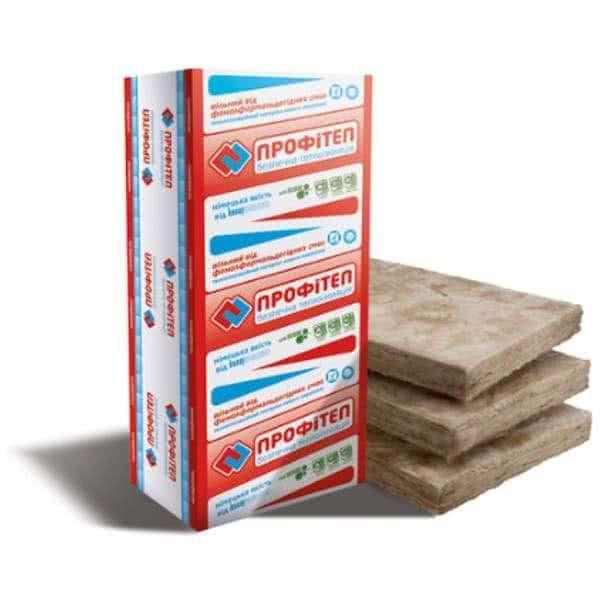 Мінеральна вата Knauf Профітеп 100 Оптима 1230×610×100