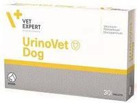 Уриновет Дог 30 табл Ветэксперт - для здоровья мочевой системы собак