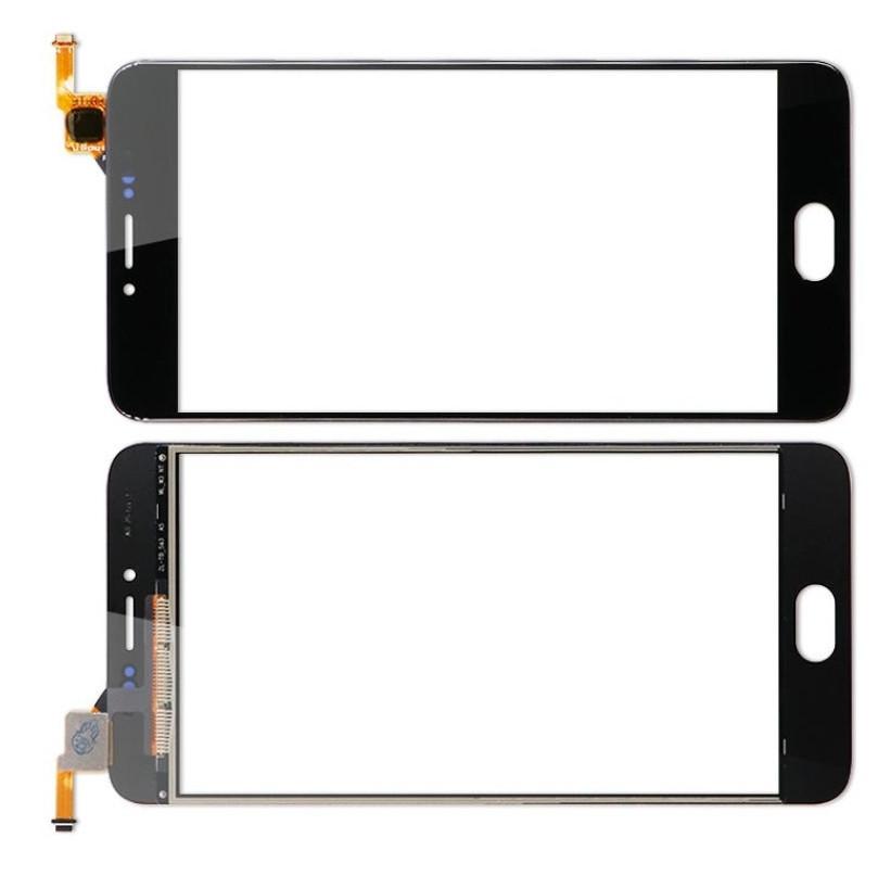 Сенсорний екран для смартфону Meizu M3 Note L681H , тачскрін чорний