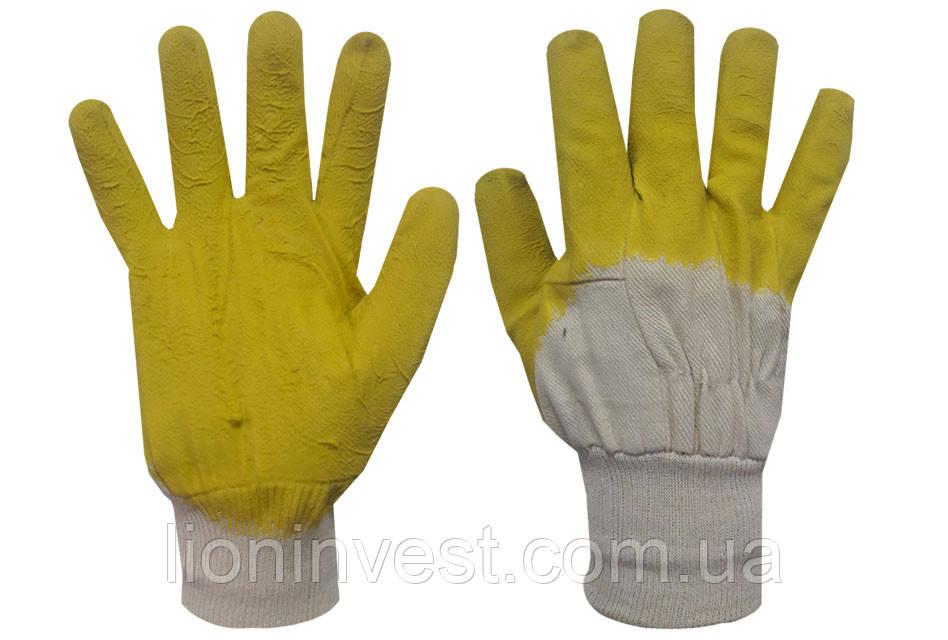 Перчатки рабочие стекольщика
