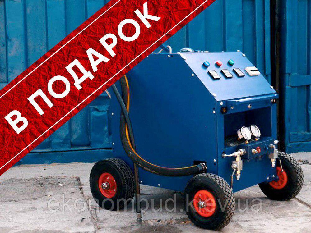 АКЦИЯ! Оборудование для напыления ППУ и полимочевины S12000 по цене 2019 года