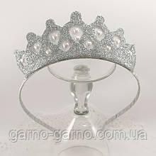 Корона снежинка  для Снежной королевы Корона снежинки серебро корона серебренная серебренного цвета