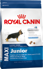 Royal Canin Maxi Junior 4 кг