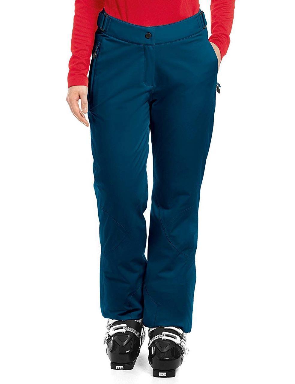 Жіночі гірськолижні штани Billabong Yana S,XS сині | Сноубордні / лижні штани