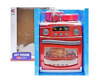 Кухонная плита со звуком