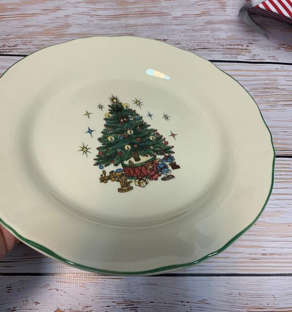 Новогодняя керамическая посуда от CLAYTAN CERAMICS