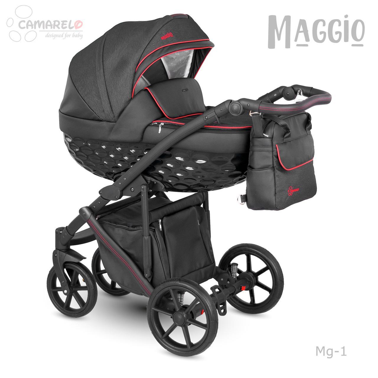 Детская универсальная коляска 2 в 1 Camarelo Maggio Mg-1