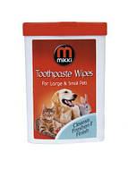 TransGroom Салфетки для чистки зубов, 17 шт