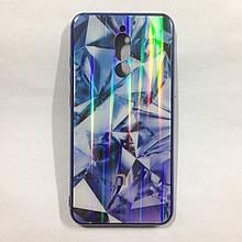 Чехол для Xiaomi Redmi 8 Holografic Diamond