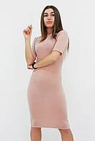 S, M, L | Теплое бежевое ангоровое платье Florida