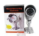 Камера муляж PT-1900 Camera Dummy - відеокамера, для відеоспостереження, фото 4