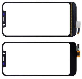 Сенсорний екран для смартфону Doogee X70, тачскрін чорний