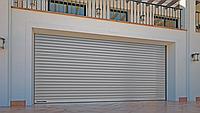 Рулонные ворота DoorHan из сплошного стального профиля RHS117/08, фото 1