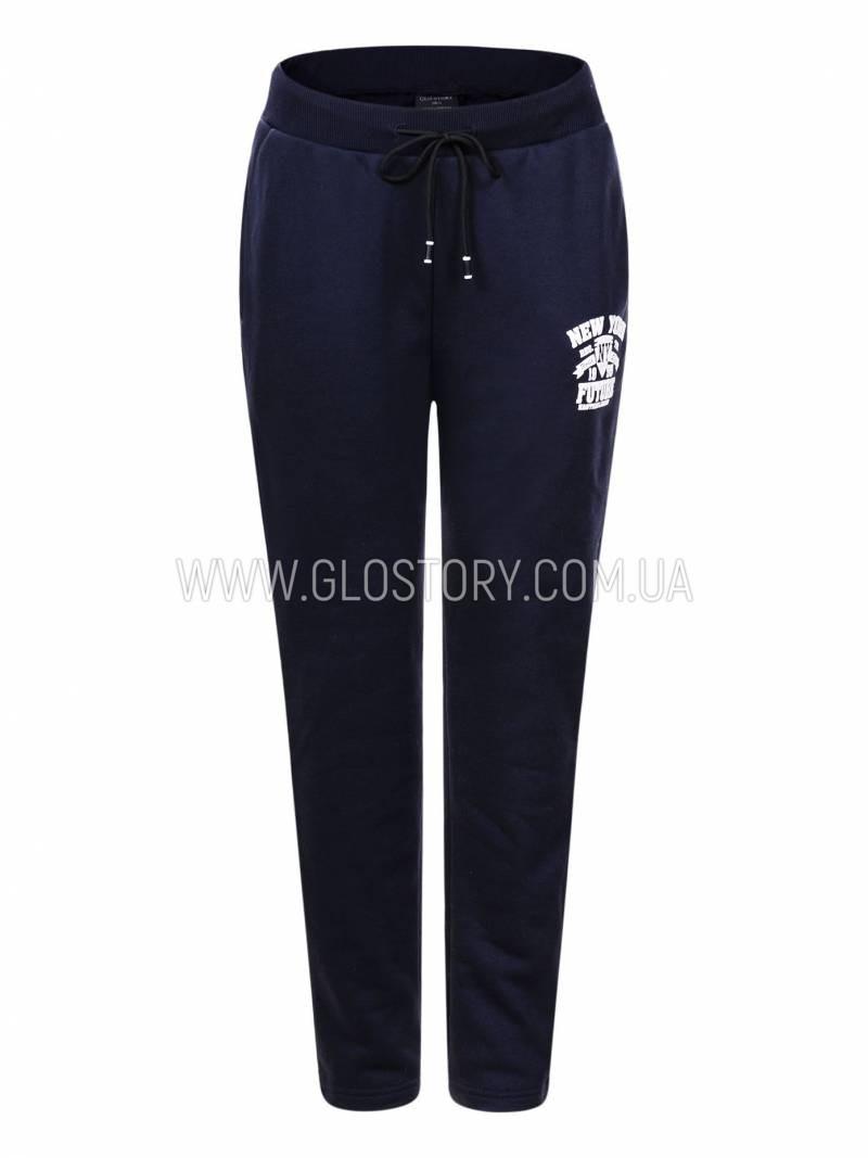 Мужские спортивные брюки на флисе Glo-Story (Большие размеры)