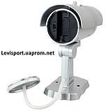 Камера муляж PT-1900 Camera Dummy - відеокамера, для відеоспостереження, фото 3