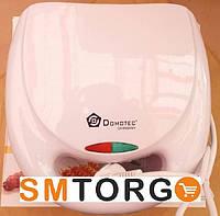 Сосисочница-вафельница электрическая Domotec-888