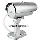 Камера муляж PT-1900 Camera Dummy - відеокамера, для відеоспостереження, фото 2