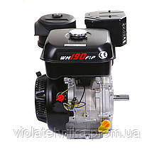 Двигатель бензиновый Weima WM190F-S New (шпонка, 25 мм, 16 л.с., ручной стартер), фото 2